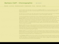 cleff-choreography.com