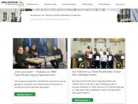 nrw-talentzentrum.de Webseite Vorschau