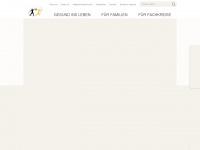 gesund-ins-leben.de Webseite Vorschau