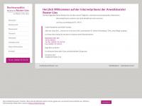 Rechtsanwaeltin-reuter.com