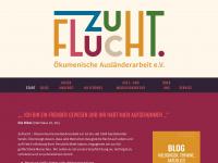 zuflucht-bremen.de Webseite Vorschau