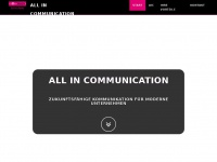 All-in-communication.at
