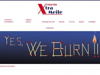 xtrameile.de Webseite Vorschau