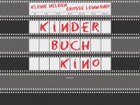 kinderbuchkino.de Webseite Vorschau