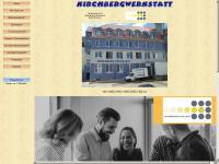 kirchbergwerkstatt.de Webseite Vorschau