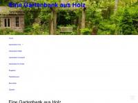 gartenbank-holz-info.de