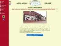 zur-linde-dankerode.de Webseite Vorschau
