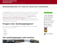 aanhangwagens-nederland.nl