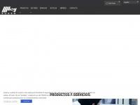 zuazo.net Webseite Vorschau