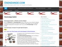 ösenzange.com