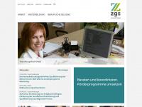 zgs-consult.de Webseite Vorschau