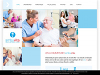 ambuvita.de Webseite Vorschau