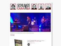 schlinge-caransa.de Webseite Vorschau