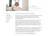 physio-fleisch.at Webseite Vorschau