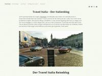 travel-italia.de Webseite Vorschau