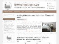 Boxspringtraum.eu