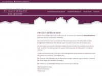 physio-dielsdorf.ch Webseite Vorschau