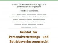 institut-personalvertretungsrecht.de