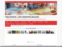 kinderspielmagazin.de Webseite Vorschau