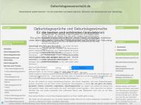geburtstagswuensche24.de