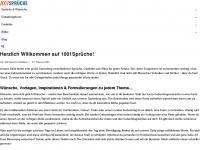 1001sprueche.com