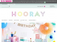 hooray-shop.de