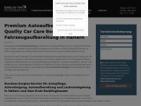 qcc-rossmann.de Webseite Vorschau