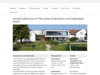 kinderbetreuung-naarn.at Webseite Vorschau