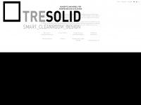 tresolid.de Webseite Vorschau