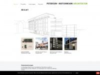 pharchitekten.de Webseite Vorschau