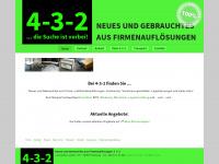 4-3-2.de Webseite Vorschau