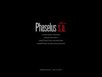 phaselus.net Webseite Vorschau