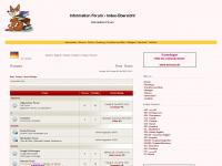 information-3.de Webseite Vorschau