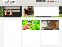 aekpellets.ch Webseite Vorschau
