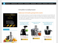 Entsafter-saftpresse.at