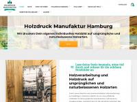 Holzdruck-manufaktur-hamburg.de