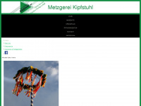kipfstuhl-bürstadt.de Webseite Vorschau