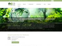 1cc-consulting.com Webseite Vorschau