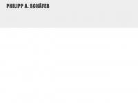 philippalexanderschaefer.de Webseite Vorschau