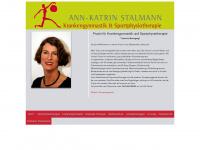 physiotherapie-oldenburg.de Webseite Vorschau
