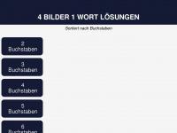 4bilder1wort.eu Webseite Vorschau