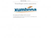 xumbona.de Webseite Vorschau