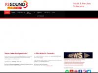 f3sound.de Thumbnail