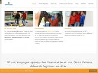 z2d.ch Webseite Vorschau