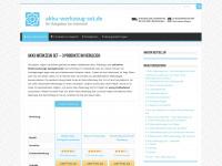 akku-werkzeug-set.de Webseite Vorschau