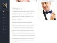 njoybrows.com Webseite Vorschau