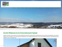 kvw-vogtland.de Webseite Vorschau