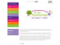 kita-an-der-appelstiege.de Webseite Vorschau