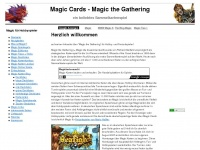 magic-cards-sammelkarten-kartenspiel.de