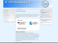 Sc1919ronsberg.de